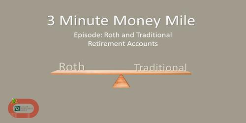 Roth vs. Traditional Retirement Accounts