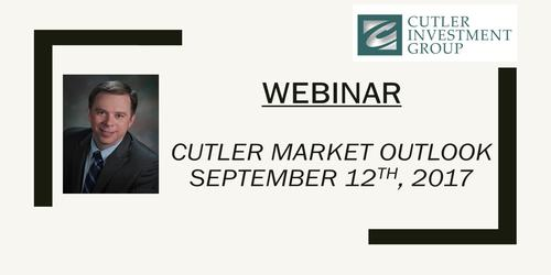 Webinar: Cutler's 3rd Quarter Market Outlook