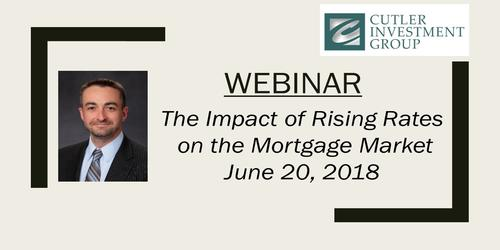 Webinar: The Impact of Rising Rates on the Mortgage Market