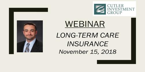 Webinar: Long-Term Care Insurance